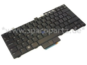DELL Tastatur Keyboard SUI CH Latitude Precision GY328