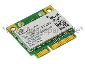 DELL Intel WiFi Link 5100 Half Height PCIe Wireless Car