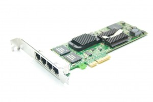 Dell Intel Pro/100 VT PCIe Quad Port Network Card Netzwerkkarte H092P