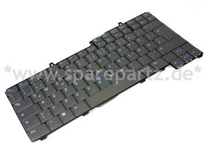 DELL Tastatur Keyboard DE Latitude Inspiron H4381