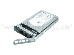 """DELL HD-Caddy 3,5"""" HDD 600GB 15k SAS Festplatte J762N"""