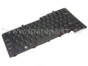 DELL Tastatur Keyboard UK Inspiron Precision JC939