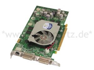 DELL nVIDIA Quadro FX1400 Grafikkarte 128MB PCIe JF507