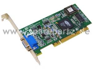 DELL Grafikkarte Graphicccard ATI Rage-XL PCI 8MB K1010