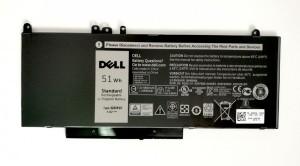 DELL Latitude E5250 E5450 E5550 Akku Battery 51Wh 4 Cell 0K9GVN