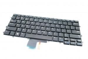 DELL Latitude 13 (7370) Tastatur Keyboard US-Layout Backlit KTYW0