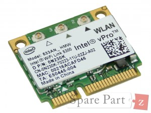 DELL Mini-PCIe WiFi WLAN Card Karte a/b/g/n N230K