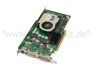 DELL nVIDIA Quadro FX1300 Grafikkarte 128MB PCIe N4077