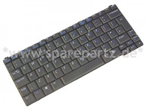 DELL Tastatur Keyboard UK Latitude X1 N6716