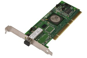 DELL Lpe1150-E 4Gb Single Port PCI-E FC HBA Controller Card ND407