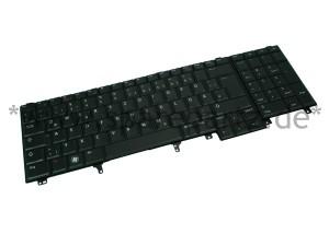 DELL Tastatur Keyboard  US Latitude E5540 ND8V6