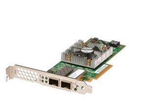 Dell QLOGIC QLE8262 10GBit DUAL PORT NETWORK CARD P11VC