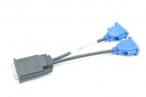 DELL Molex DMS-59 auf Dual VGA Port kabel R0914