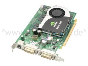 DELL nVIDIA Quadro FX1700 Grafikkarte 512MB PCIe RN034