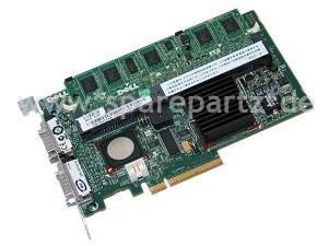 DELL PERC5e SAS PCI-e Raid Controller 256MB RP786