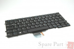 DELL XPS 14 L421X Tastatur German Deutsch Backlit Beleuchtet T9N2G