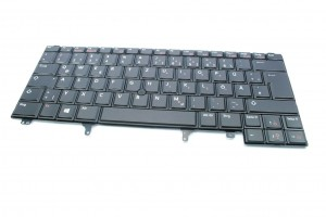 DELL Latitude  E6420 E6430 E6440 Tastatur Keyboard DE backlit beleuchtet T9TKM