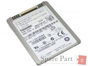 DELL Inspiron Latitude 60GB IDE PATA HDD Festplatte TH743