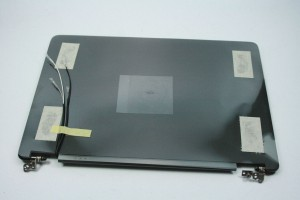 "Dell Latitude E7250 12.5"" LCD Back Cover Lid Assembly Hinges TWKC5"