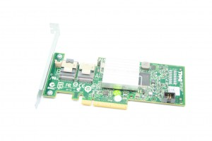 DELL PERC H200 RAID Controller Internal Integrated PCI-E U039M
