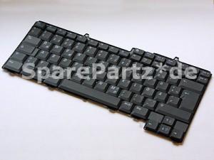 DELL Tastatur Keyboard DE Latitude Inspiron UD418