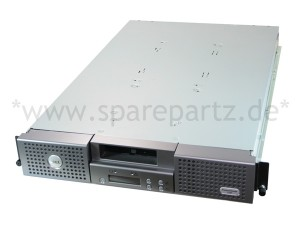 DELL PowerVault 124t LTO-3 Tape Autoloader Bandlaufwerk UH301