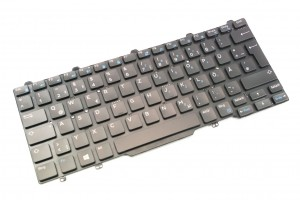 DELL Latitude 13 14 Tastatur Keyboard DEUTSCH GERMAN Backlit