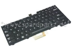 DELL Tastatur Keyboard US Latitude E6400 XFR W602K