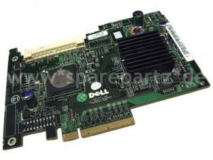 DELL PERC6/i SAS Raid Controller 256MB PCI-E WY335