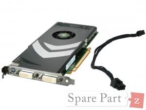 APPLE Mac Pro 1,1 2,1 Nvidia GeForce 8800GT 512MB Grafikkarte