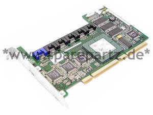 DELL CERC SATA 6 Channel Controller PowerEdge XD084