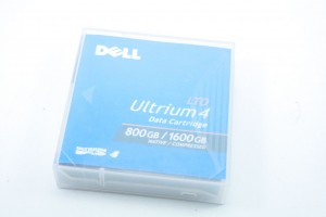 DELL LTO-4 Bandkassette Tape Ultrium 4 800/1600GB