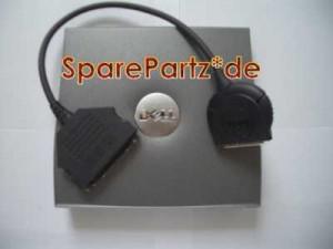 externes Gehäuse inkl. Kabel für DELL C400