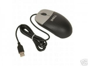 DELL optische USB-Mouse