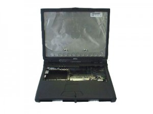 Dell Latitude C800 Complete Plastic Kit