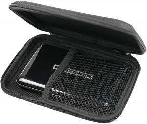 Mumbi externe Festplattentasche 6,4 cm (2,5 Zoll) schwarz