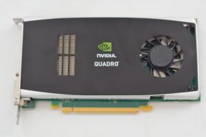 DELL nVIDIA Quadro FX1800 Grafikkarte 768MB PCIe