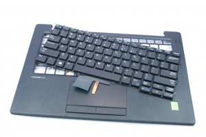 Original Dell Latitude 13 7370 Keyboard Kit from EU to US Layout