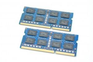 16 GB  (2x8GB) DDR3 2Rx8 PC3L 12800S KIT