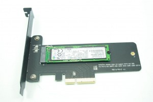 APPLE Mac Pro SM951 512GB AHCI + M.2 PCIe Adapter