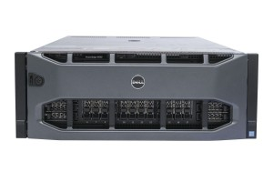 "DELL PowerEdge R930 1x24 2.5"" 4 x E7-8860v3 2.20GHz 128GB 12 x 3.84TB"