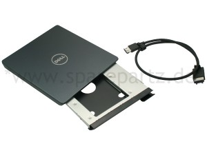 DELL externes E/Bay Case HD-Caddy Kabel Kit