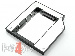 HD Caddy Festplattenrahmen 2nd HDD SATA IDE PATA