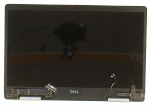 Original DELL Inspiron 15 15 7570 FHD Display LCD glossy Hinge Cable SILVER