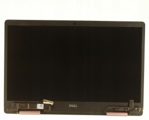 Original DELL Inspiron 15 15 7570 FHD Display LCD matt Hinge Cable PINK