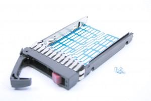 "HP ProLiant 6,35cm 2.5"" SATA SAS  HD-Caddy 378343-002"