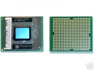 Intel Celeron Mobile 900MHz 128KB Cache