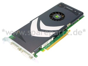 Nvidia GeForce 8800 GT 512MB Grafikkarte Mac Pro 3.1