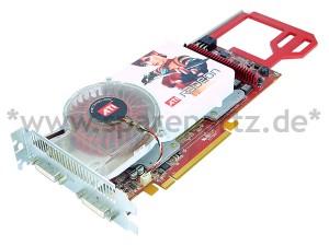 ATI Radeon X1900 XT 512MB Grafikkarte Mac Pro 630-9072