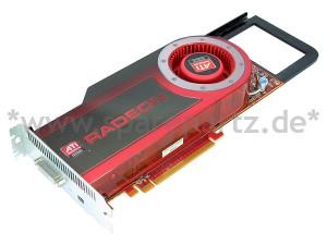 ATI Radeon 4870 512MB Grafikkarte für Mac Pro 630-9853